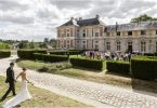Romantic Chateau de Vallery Wedding