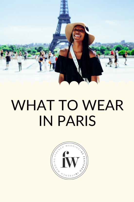 What to Wear in Paris Outfits