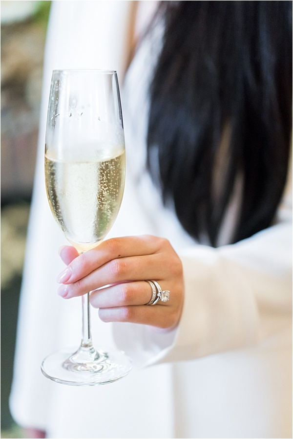Zara dress and bespoke ring