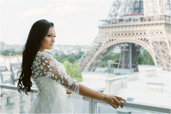 get married in Paris Images by Zackstories