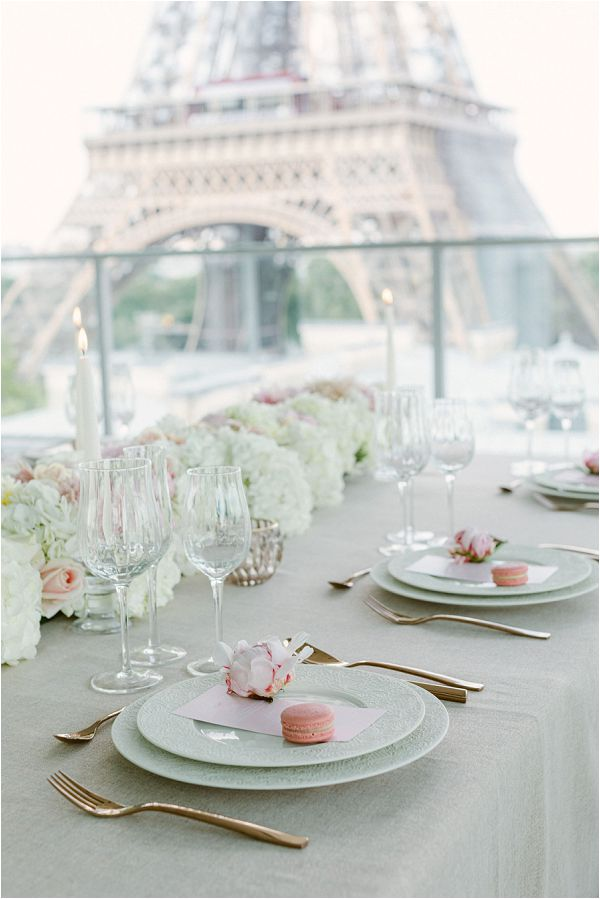 getting married overlooking Eiffel Tower Images by Zackstories