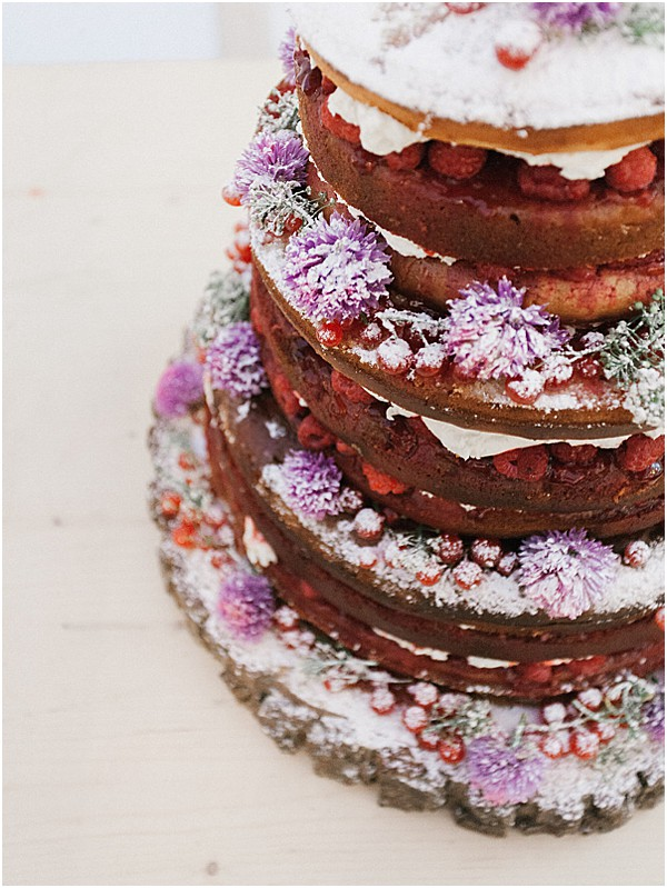 naked cake catering Images by Alexander J Collins