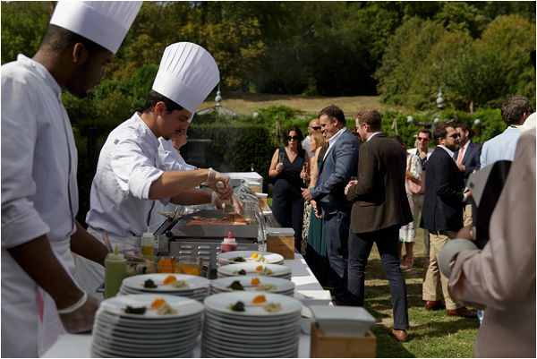 outdoor catering | Image by Charlie Davies Photography
