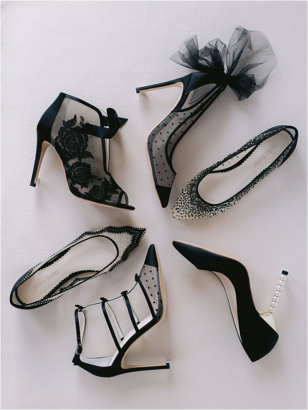 Bella Belle Black Shoes |  Image by Laura Gordon