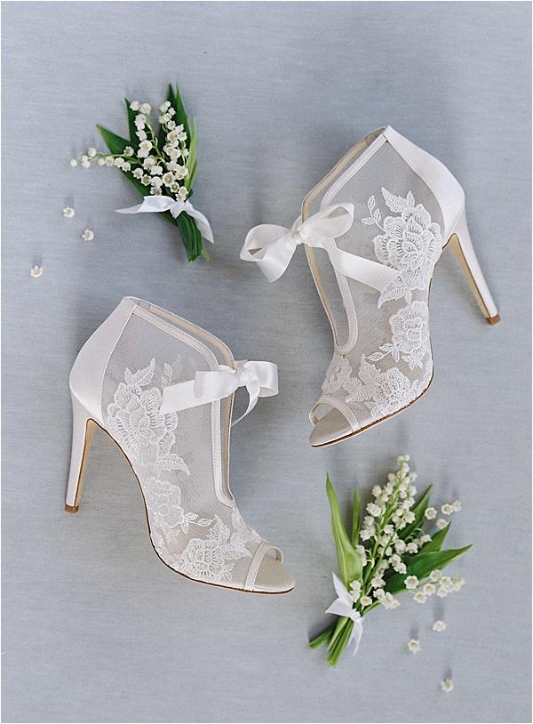 Bella Belle Lace Shoes  Image by Laura Gordon
