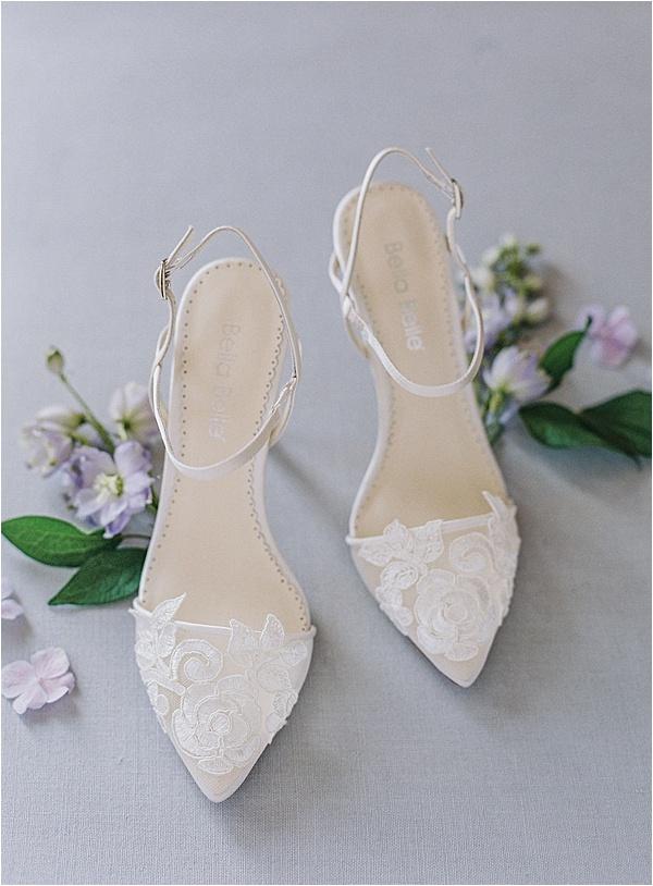 Bella Belle Open Lace Shoes | Image by Laura Gordon