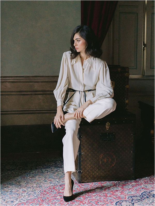 Bella Belle Stylish Travel Outfit  | Image by Laura Gordon