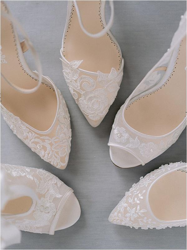 Bella Belle White Shoes   | Image by Laura Gordon