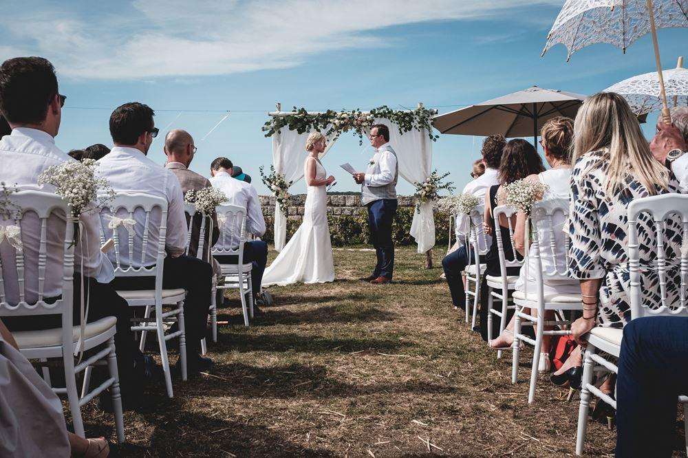 Castelnau des Fieumarcon Gascon Wedding Venue
