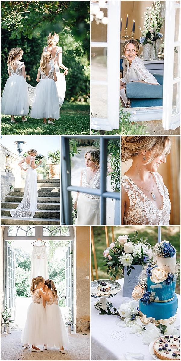 Charming Montpellier Wedding Snapshot