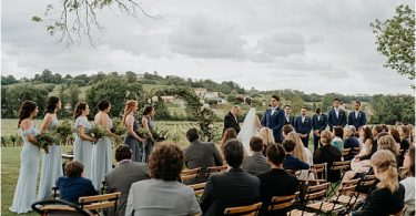 Destination Bordeaux Wedding