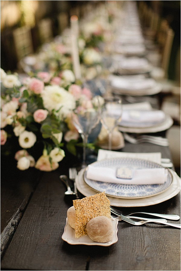 Family Style Tablesetting