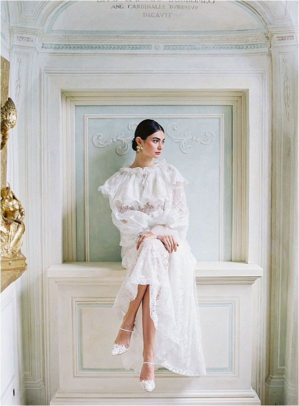 High Class Italian outfit Bella Belle Shoes  | Image by Laura Gordon