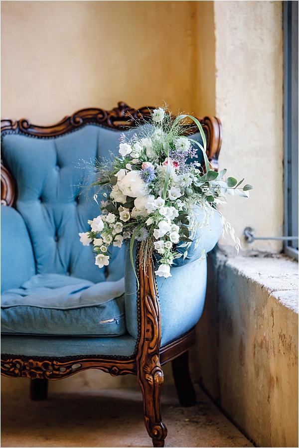 Arums Bouquet Garden