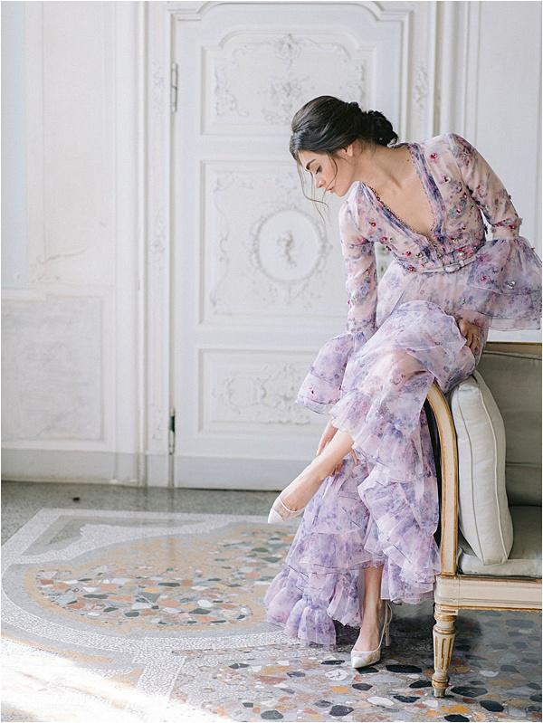 Purple dress bella belle shoes   | Image by Laura Gordon