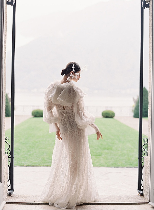 Stylish Italian White Dress  | Image by Laura Gordon
