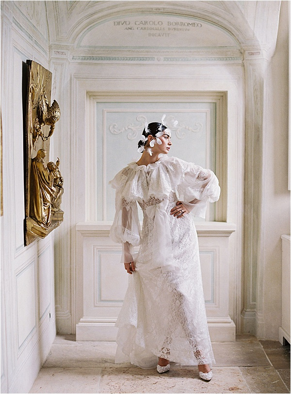 Stylish White dress with Bella Belle Shoes   | Image by Laura Gordon