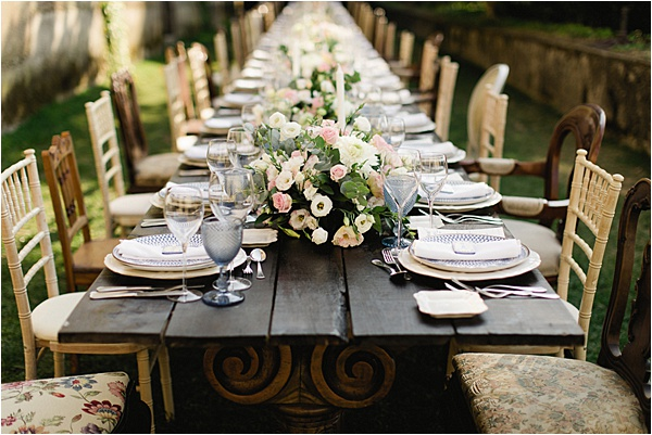 Tablesetting Family Style