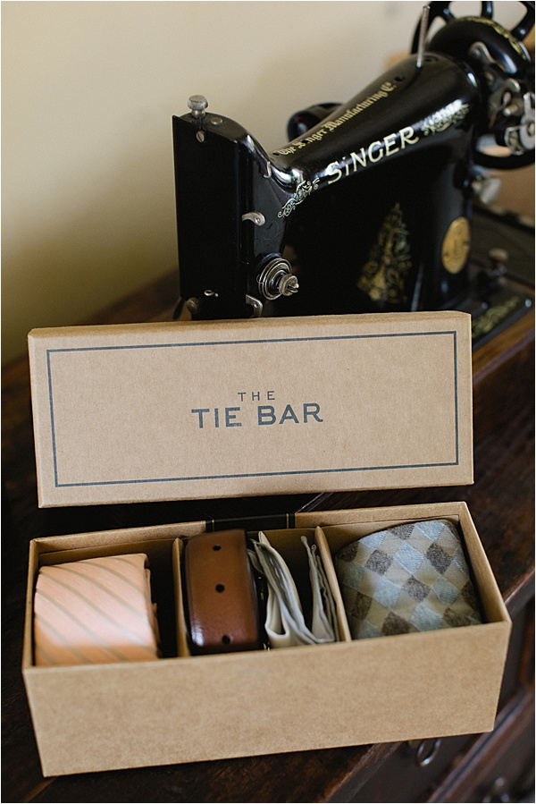 The Tie bar Accessories
