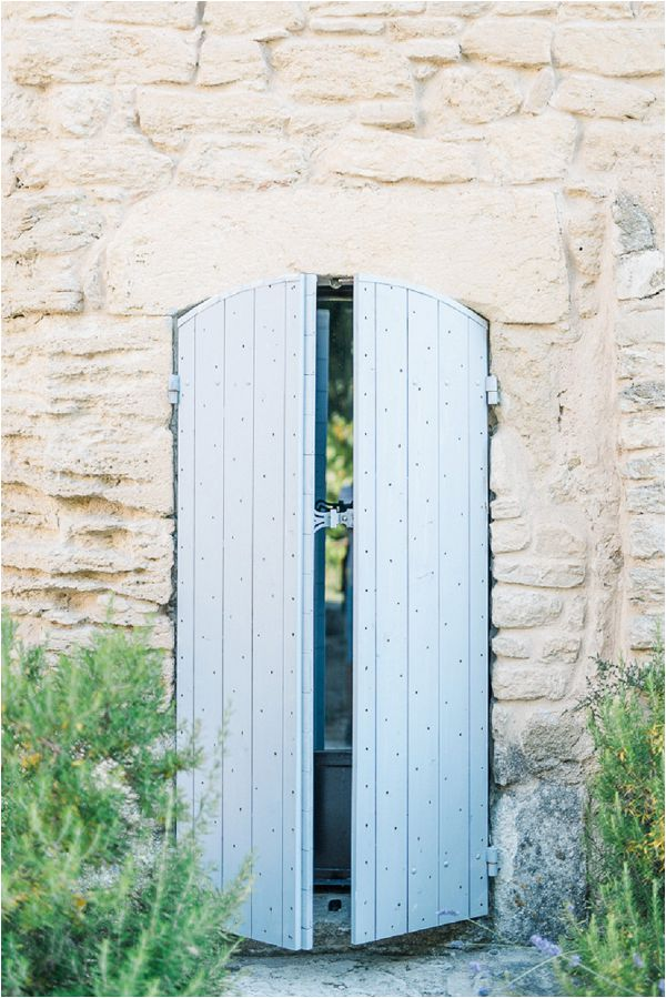 blue doors in Provence Images by Jeremie Hkb