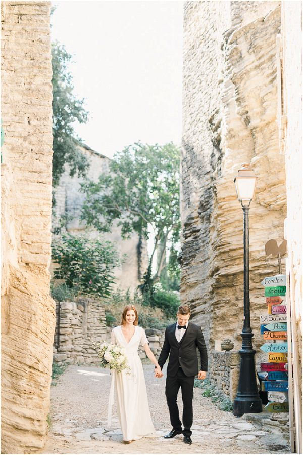 consider eloping to Provence Images by Jeremie Hkb