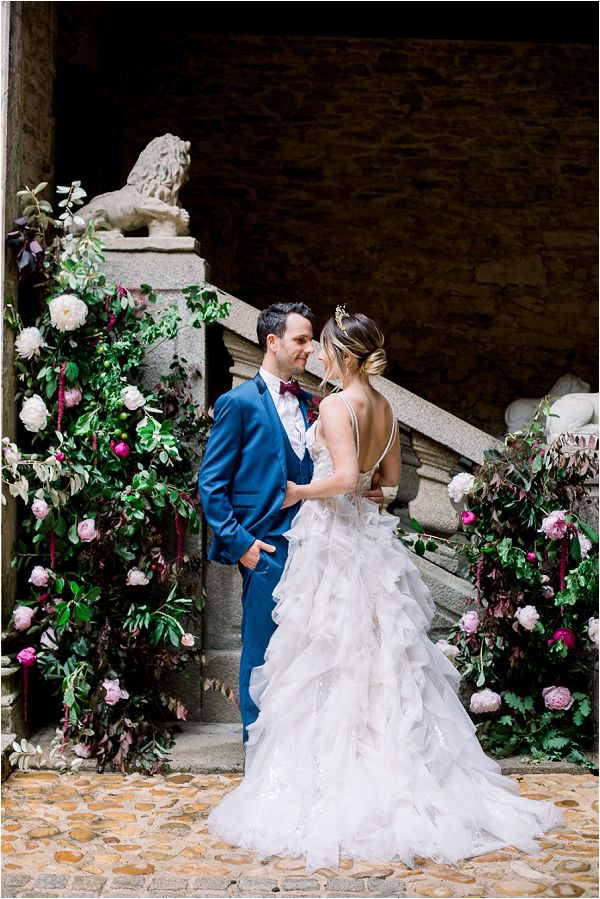 festive style wedding Image by Daria Lorman Photography