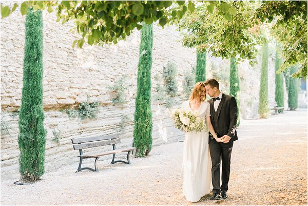 getting married in Provence Images by Jeremie Hkb