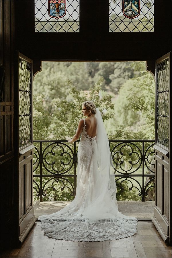 lace wedding dress | Images by Danelle Bohane