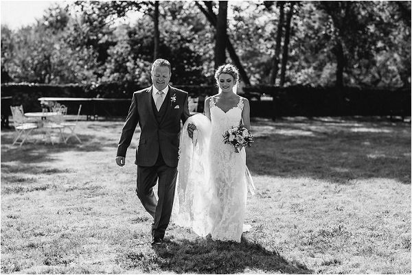 walking to your wedding day | Images by Danelle Bohane