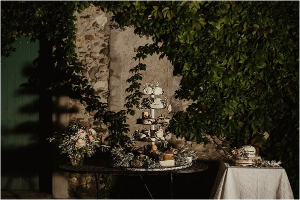 wedding cakes of cheese | Images by Danelle Bohane