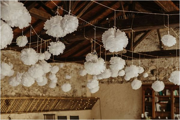 wedding pom poms | Images by Danelle Bohane