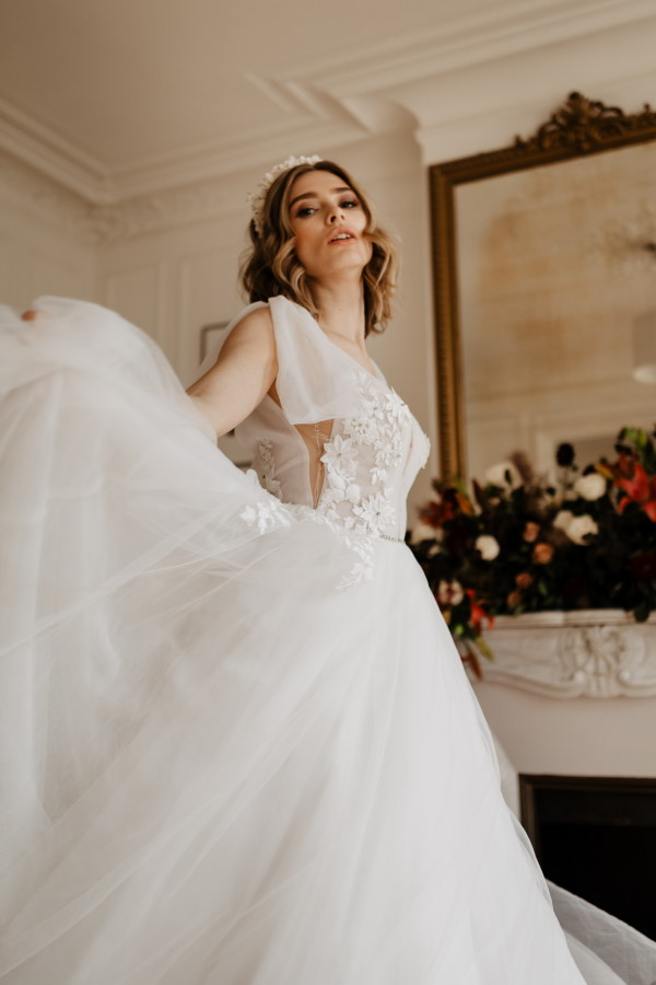 Wedding Dress Top Bridal France