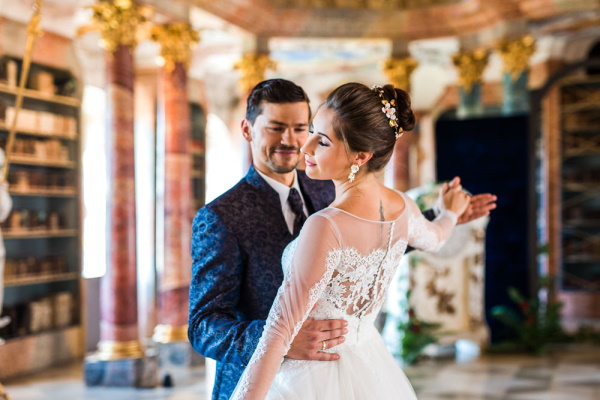 Beauty and the Beast Wedding First Dance