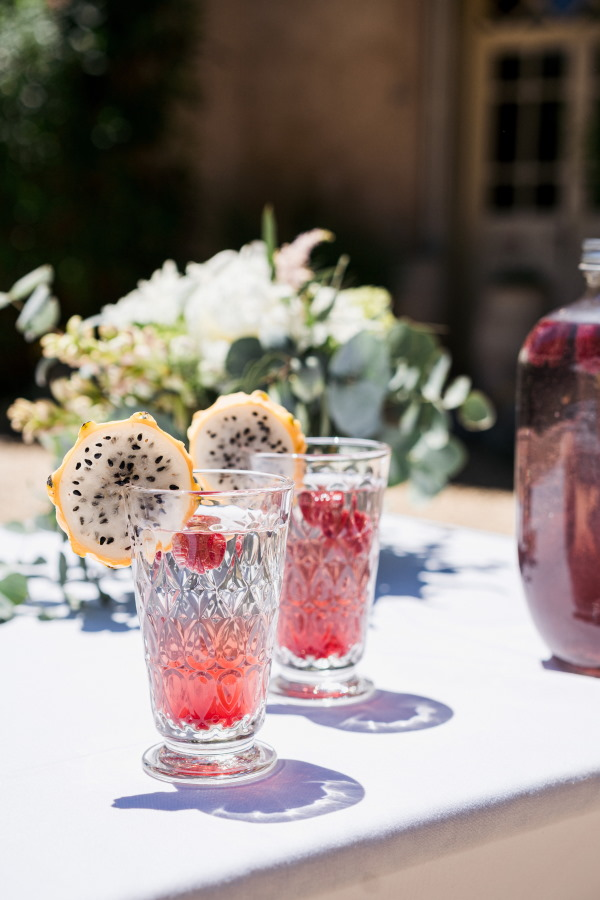 French wedding cocktails