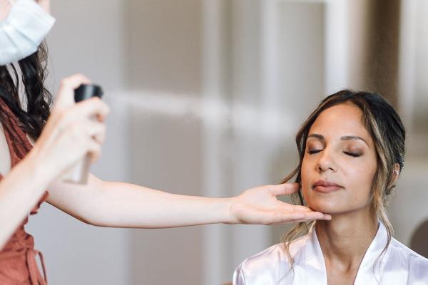french bridal makeup