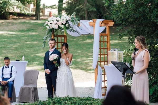 bridesmaid speech french wedding