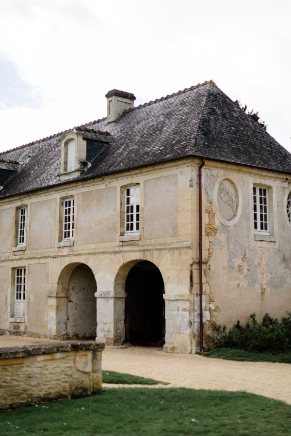 Grand Siecle Chateau Wedding Venue Exterior