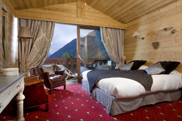 Room in Hotel les Grands Montets