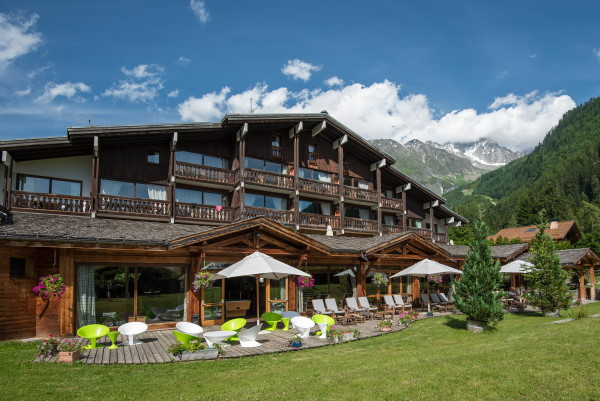 French Alps Hotel les Grands Montets