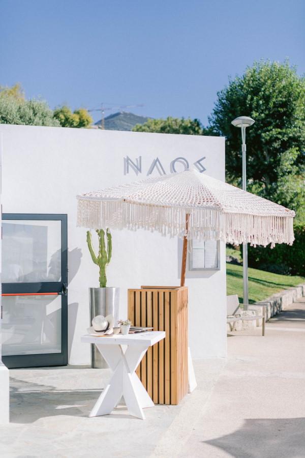 Naos Beach Wedding Venue