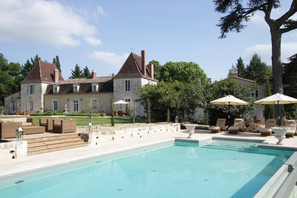 Chateau Lacanaud France