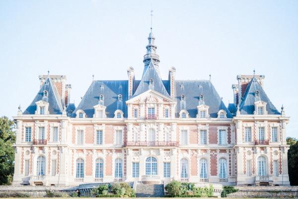 Chateau de Baronville, France
