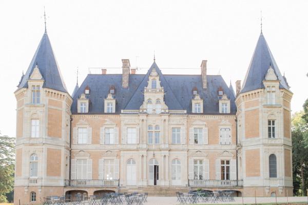 Chateau d'Azy, France