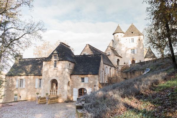 Château la Carrière in Dordogne France
