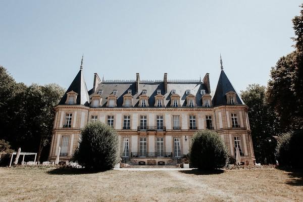 Chateau Santeny Facade
