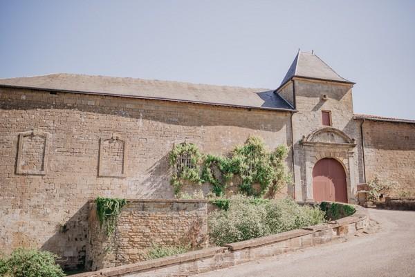 Château de Cons-la-Grandville Exterior