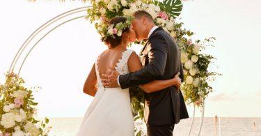 C'est La Vie! - An Elopement Wedding In Saint Martin