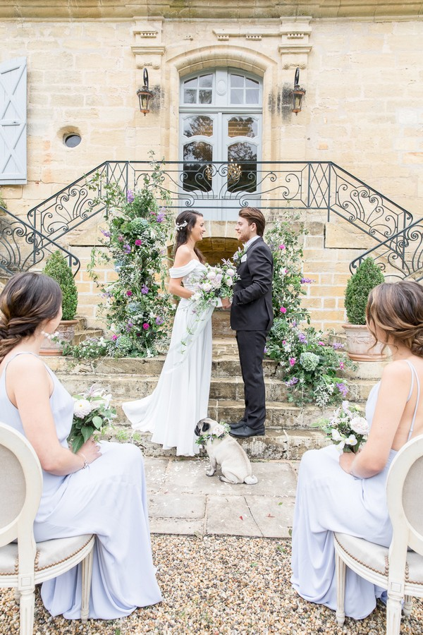 Daria Lorman Photography Chateau Forge du Roy Wedding Editorial 56