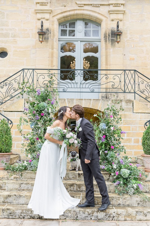Daria Lorman Photography Chateau Forge du Roy Wedding Editorial 60 2