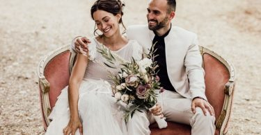 Downton Abbey Wedding Inspiration In The South of France Featured Image